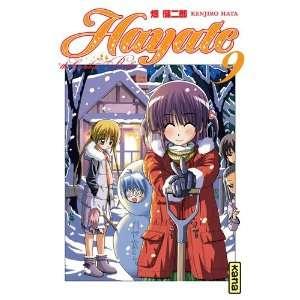 hayate the combat butler t.9 (9782505012610): Kenjiro Hata