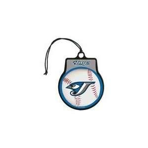 MLB Licensed Team Logo Air Freshener Vanilla Scent  Toronto Blue Jays