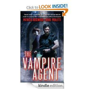 The Vampire Agent (Annals of Alchemy and Blood): Patricia Rosemoor