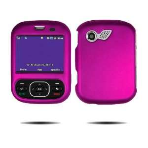 Rubberized PURPLE   Hard Cover Faceplate (Snap on Protector Case) For