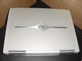 Dell Inspiron 8500 Laptop w/ P4 2.2GHz 512MB 15.4 DVD Combo