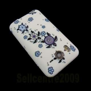Fashion Silicone Rubber Case Cover Skin for Inspire 4G