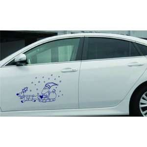 Large  Easy instant decoration car sticker  Christmas gift