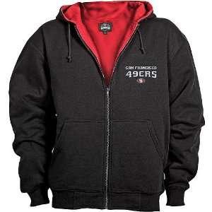 Reebok San Francisco 49ers Big & Tall Craftsman Jacket