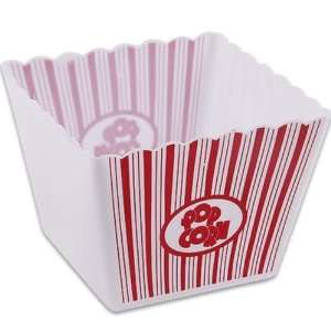 Plastic Popcorn Container 9 Case Pack 36 Home & Kitchen