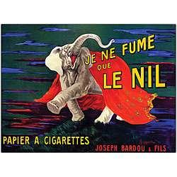 Leonetto Cappiello Je Ne Fume Que Le Nil Framed Art