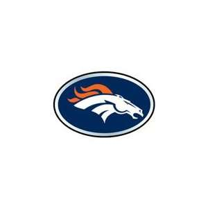 Denver Broncos NFL Football Car Color Sticker Graphic