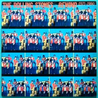 LP THE ROLLING STONES REWIND ROCK PSYCH FOLK 84 BRAZIL