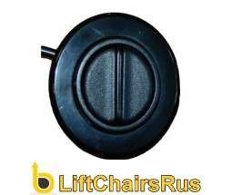 NEW Tranquil Ease Okin Power Recliner Round Button Hand Control Switch