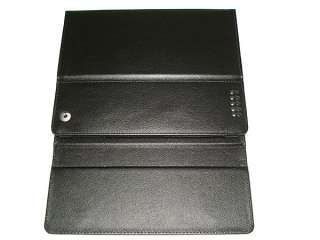 Bluetooth Keyboard Deluxe Leather Case for iPad 2 USA Seller