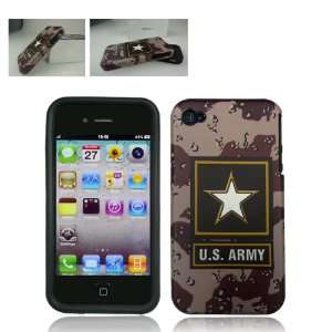UNITED STATES ARMY LOGO HYBRID Case Cover Protector Cell Phones