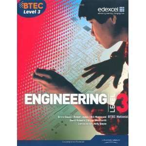 Btec Level 3 National Engineering. Student Book (Btec