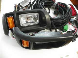 GOLF CART LED LIGHT KIT With TURN SIGNALS & BRAKE LIGHTS #E200