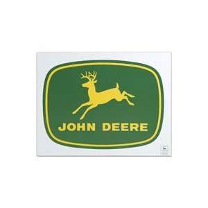 Desperate Enterprises John Deere 56 Collectible Metal Sign