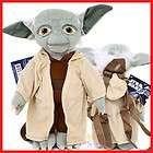 Star Wars Yoda Plush Backpack Custume Bag  16 (Kids to Adults)