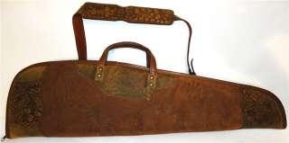 New Luxury Leather Hunting Gun / Shotgun / Rifle Case