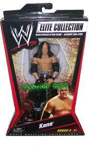 WWE WRESTLING ELITE COLLECTION SERIES KANE MATTEL
