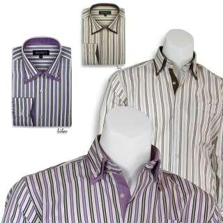 george men s stylish dress shirt style 609