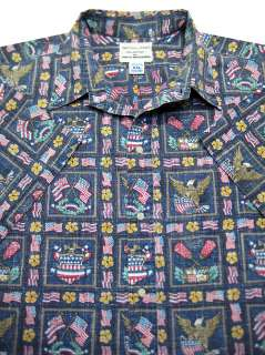 Mens Vtg Reyn Spooner Detrich Varez Collection Hawaiian Shirt XXL 2XL
