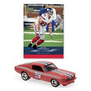 64 1967 Ford Mustang Fastback With Trading Card
