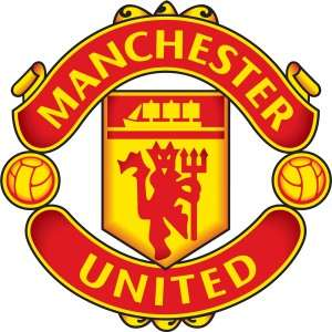 MANCHESTER UNITED MANU Decal Removable HUGE Premier League WALL