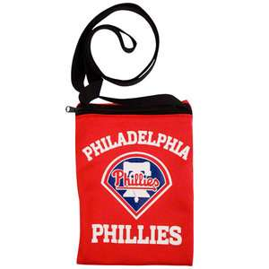 MLB   Philadelphia Phillies Game Day Purse