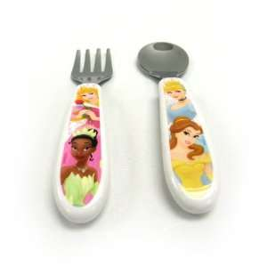 The First Years Easy Grasp Flatware   Princess Baby