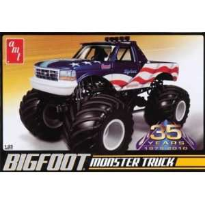 AMT   1/25 Bigfoot Ford Monster Truck (Plastic Model