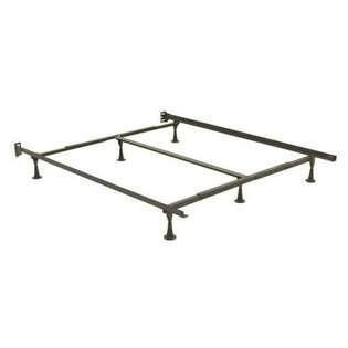 Bed Frames Adjustable Queen/California King/Eastern King Metal Bed