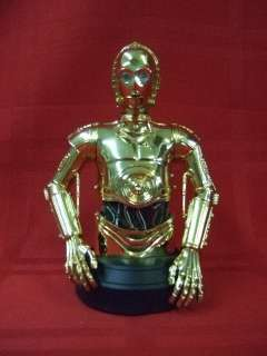 Star Wars C 3PO Gentle Giant Bust