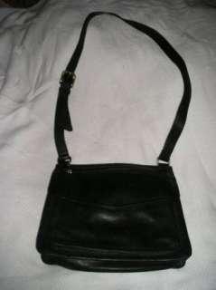FOSSIL 75082 Black PEBBLE Leather Crossbody Bag Purse NWOT