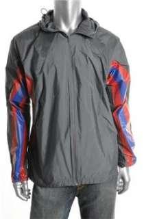 Star Raw NEW Mens Athletic Jacket Gray BHFO Coat L