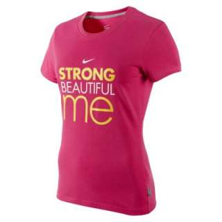 Nike Nike Dri FIT Multi Graphic Womens T Shirt
