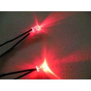 Red Led Eyes For Mask, Skulls and Halloween Props
