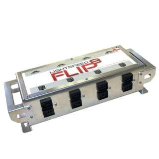 Hydrotek LIGHTSPEED FLIP8 Hydroponic Grow Light Ballast flip box hps