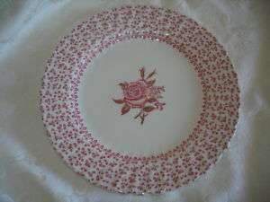 Johnson Brothers ROSE BOUQUET Dinner Plate 9 7/8