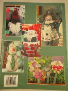 Bestsellers Craft Pattern Instruction Book Leisure Arts New Christmas