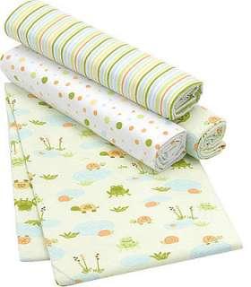Koala Baby Frog 4 Pack Receiving Blanket   Babies R Us   Babies R