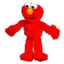Sesame Street Mini Plush Elmo   Hasbro