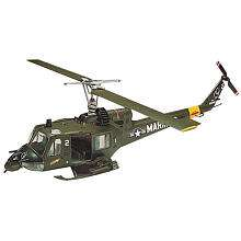Revell 148 Scale Model Aircraft Kit   Huey Hog Gunship Helicopter