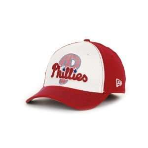 Philadelphia Phillies New Era MLB Straight Change Cap