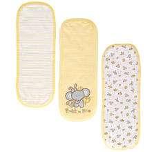 Babies R Us Terry Burp Cloth   3 Pack   Babies R Us   Babies R Us