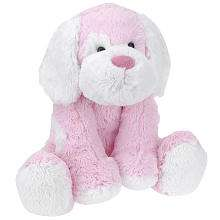 Animal Alley 16 inch Cuddle Dog   Pink   Toys R Us