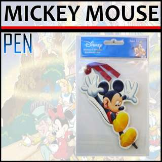 Disney Mickey Mouse Bookmark Pen (24bookmarks)