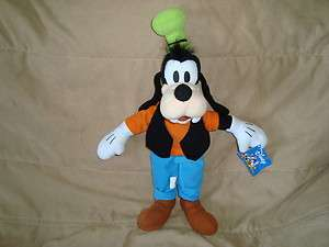 Disney Character Goofy Plush Toy Factory 16
