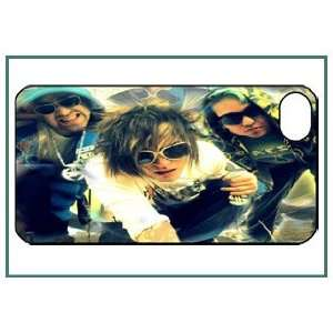 brokeNCYDE iPhone 4 iPhone4 Black Designer Hard Case Cover