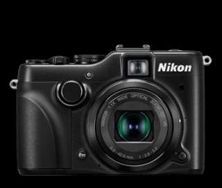 Nikon Coolpix P7100 Digital Camera Bundle (Black) 4GB Memory Card