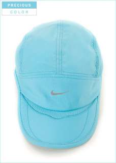 Brand New NIKE DRI FIT Womens Sport Cap Blue Color 371229 415