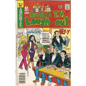 Archies TV Laugh Out #56 March 1978 Unknown Books
