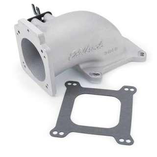 Throttle Body Elbow, Low Profile, Aluminum, 90mm Throttle Body to